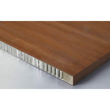 Wood Imitation Aluminum Honeycomb Panels for Internal and External Decoration